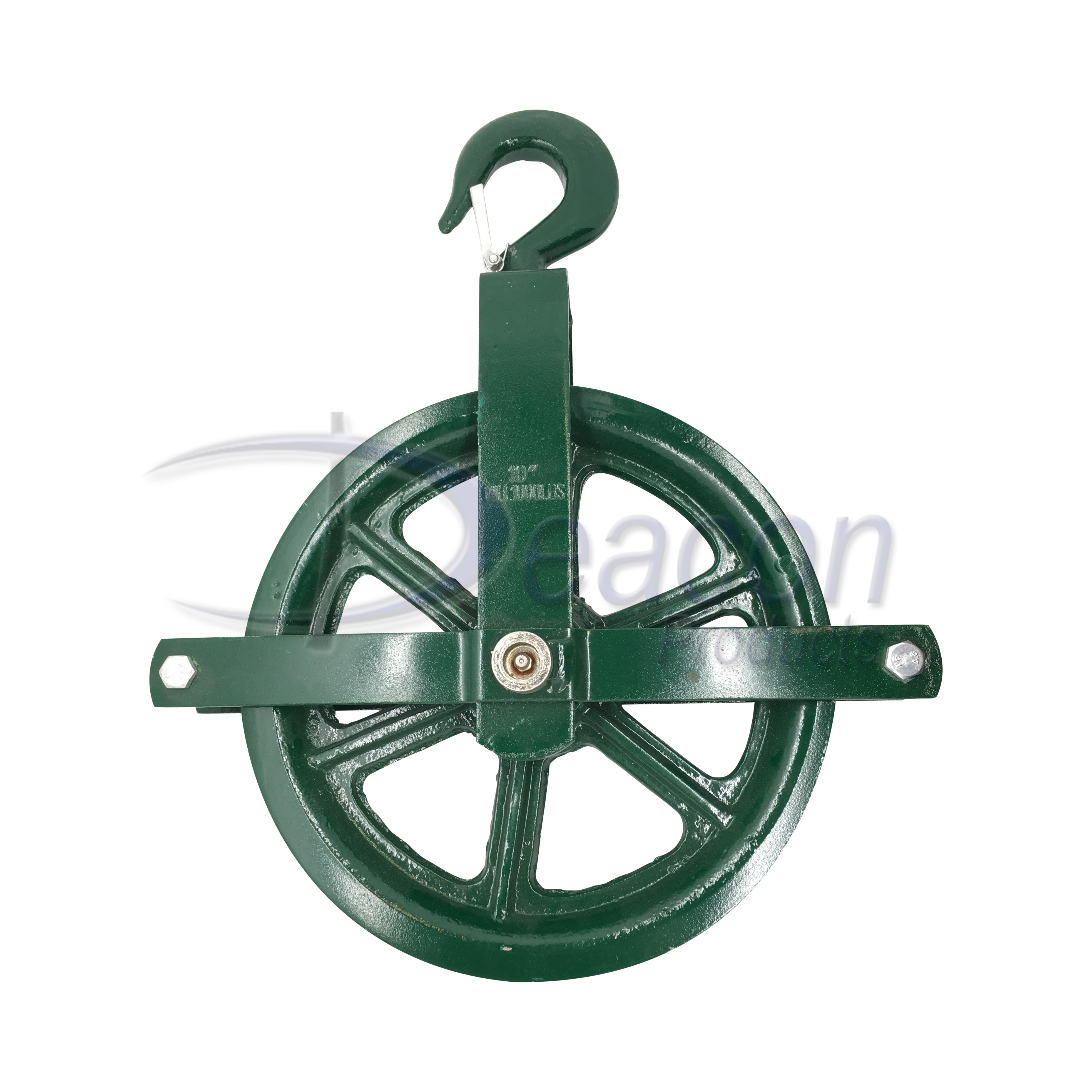 Block Pulley : Green gin pulley block deacon products ltd