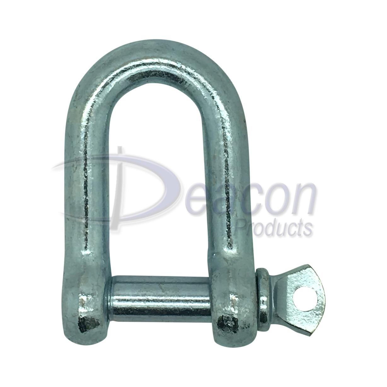 galvanized-dee-shackle