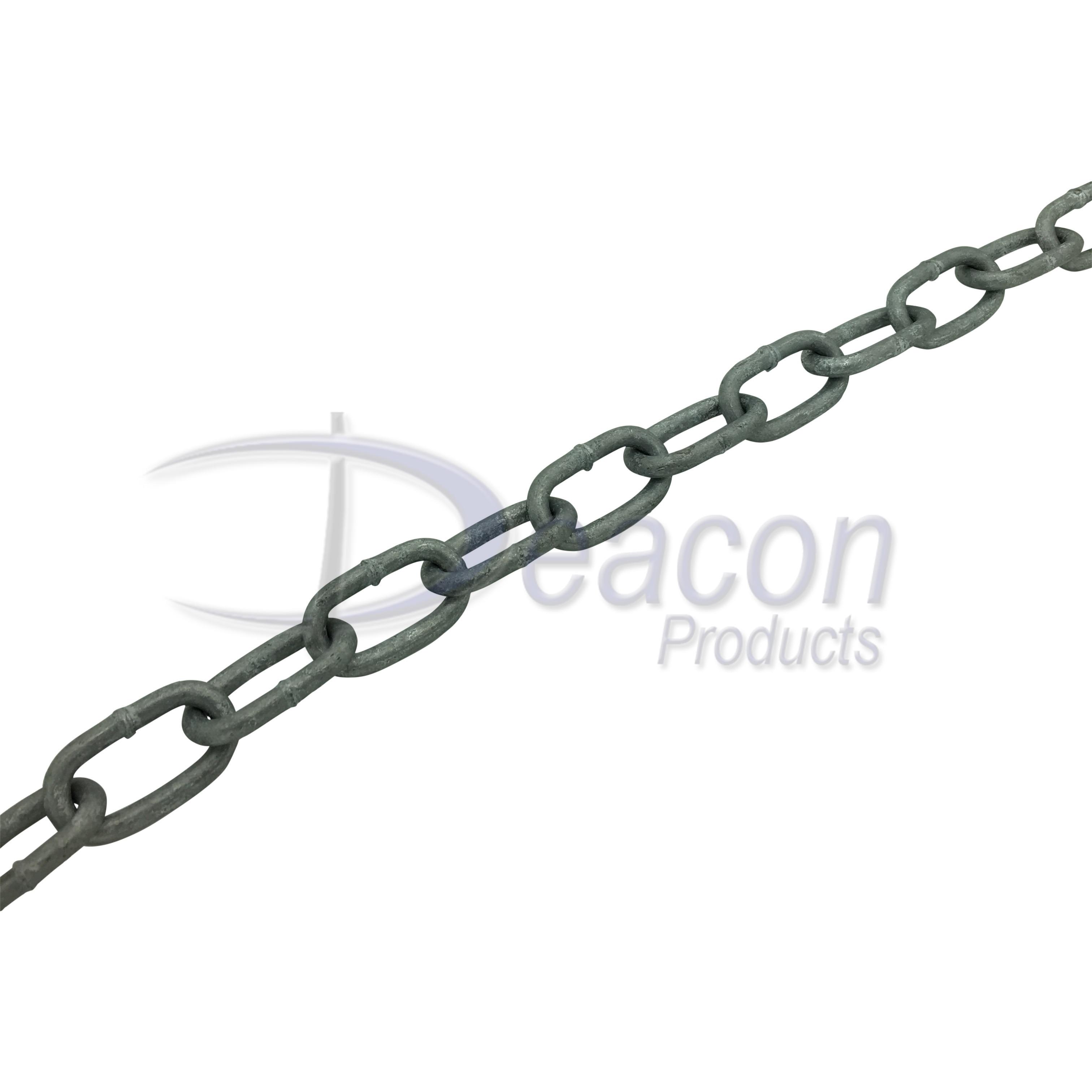 galvanized-straight-link-chain