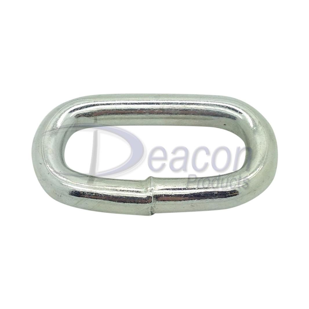 zinc-plated-oval-link